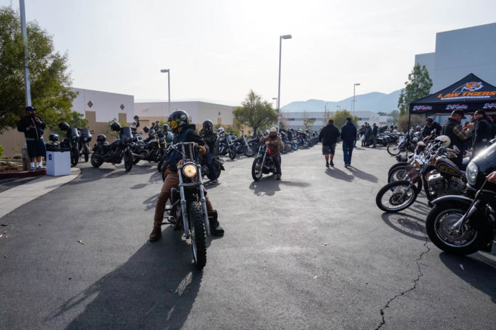 Biltwell's Parking Lot Sale 2018