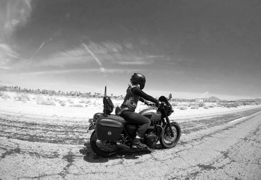 Mental Health and the Motorcycle