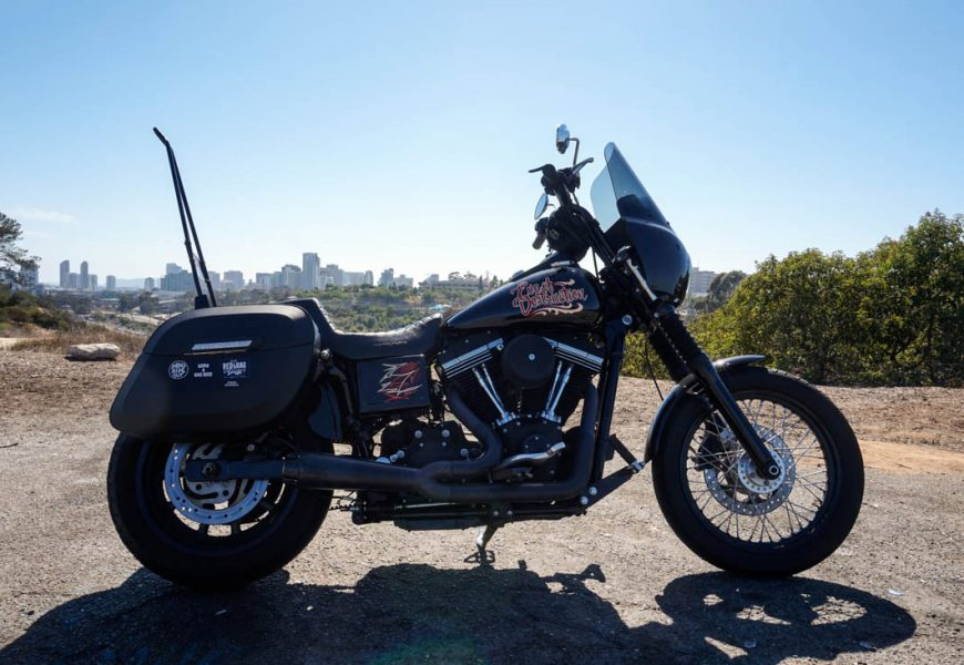 How I Customized My Harley to Be the Perfect Road Trip Machine