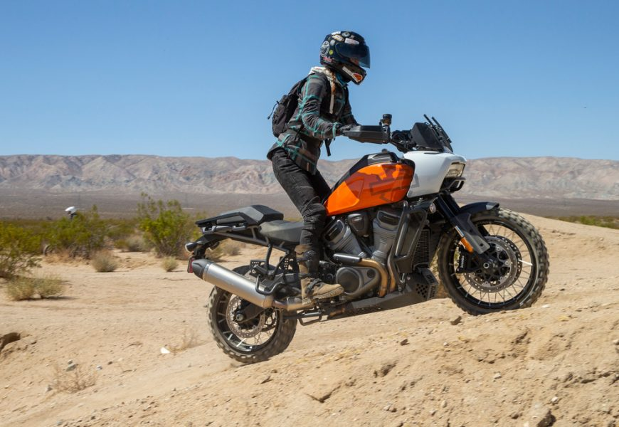 Is Harley's New Pan America the Perfect Adventure Bike for Women?